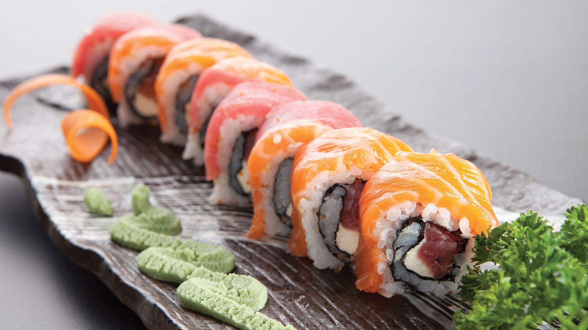 Γευστικές Ασιατικές Πανδαισίες - Μενού - Κινέζικο & Σουσι Εστιατόριο Won Ton