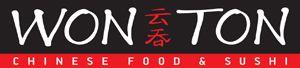 Wonton Chinese & Sushi Restaurant Logo Small