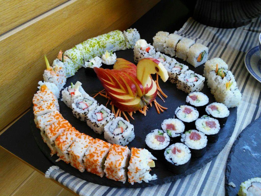 Catering Υπηρεσίες από το Chinese & Sushi Restaurant Won Ton στο Αθήνα, Μπουρνάζι