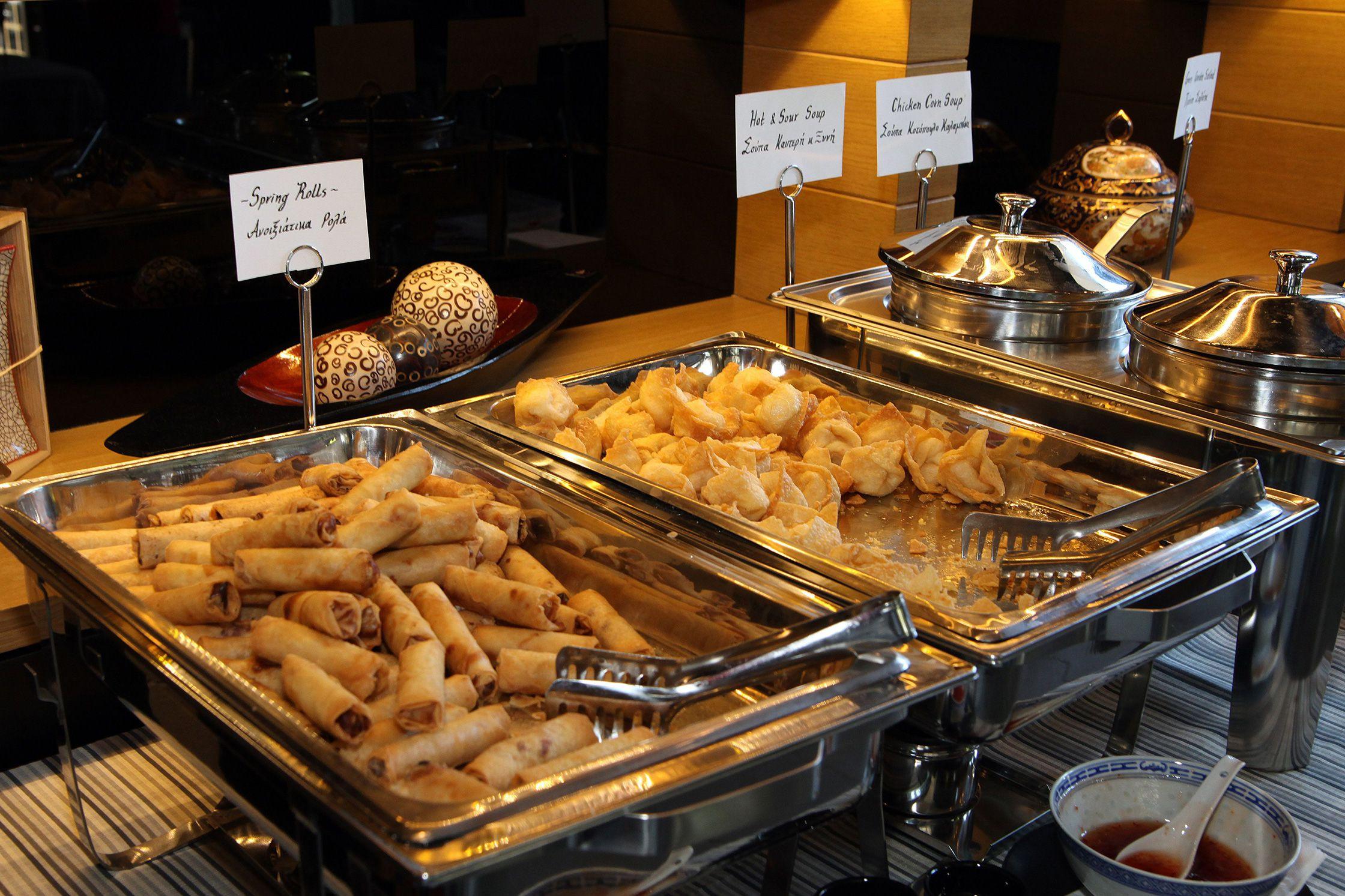 Κάθε Πέμπτη & Κυριακή Κινέζικο & Sushi μπουφέ 17€ στο Κινέζικο-Sushi Εστιατόριο Won Ton - Sushi Restaurant
